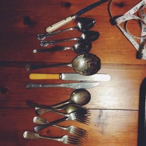 cutlery props